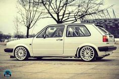 Jetta A2, Volkswagen Golf Mk2, Vw Gol, Top Cars, Japanese Cars, Golf Fashion, Mk1, Automotive Industry, Sport Cars