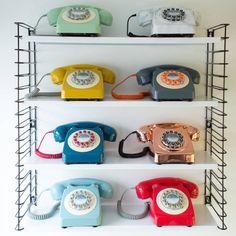 Retro Remake 746 Telephone