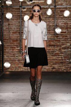 Kenneth Cole Spring 2014 Runway Show | NY Fashion Week Photo 2