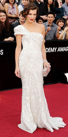 Just like the dress, but do not like her in it. Would look better on someone else!