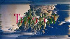 How To Pixel-Sort Images [TUTORIAL] Pixel Sorting, Youtube Banners, Generative Art, Distortion, Digital Art, Tutorials, Painting, Image, Painting Art