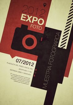 005 — EXPOFOTO SWISS STYLE POSTERS | Martín Liveratore