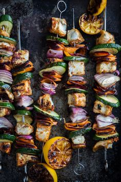 Get out those skewers and take a stab at making some kebabs for dinner.