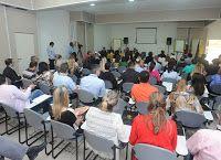JORNAL REGIONAL EXPRESS: Profissionais da saúde discutem fiscalização em fa...