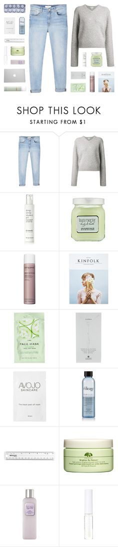 """always running for the thrill of it"" by kristen-gregory-sexy-sports-babe ❤ liked on Polyvore featuring MANGO, Acne Studios, This Works, Laura Mercier, Living Proof, Kinfolk, H&M, Dogeared, philosophy and Origins"