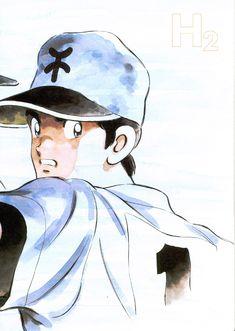 あだち充mitsuru_adachi Anime Style, Adachi Mitsuru, Drawing Skills, Manga, Cool Drawings, Illustrations Posters, Game Art, My Idol, Disney Characters