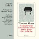 Thomas Meyer,  Thomas Meyer(Spre.)  |  Wolkenbruchs wunderliche Reise in die Arme einer Schickse  |  Hörbuch Klappdeckelschachtel, 4 , 4 St...