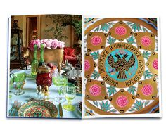 Valentino: At the Emperor's Table | Assouline