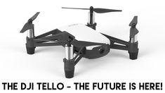 DJI Tello Drone | RYZE Tech | The Consumer Drone Of The Future https://www.camerasdirect.com.au/dji-drones-osmo/dji-tello