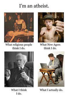 atheism  :)