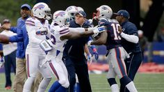 Three Bills defensive backs fined for altercation with Patriots