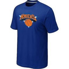 New York Knicks Big & Tall Primary Logo Blue T-Shirt , cheap discount  $12.99 - www.vod158.com