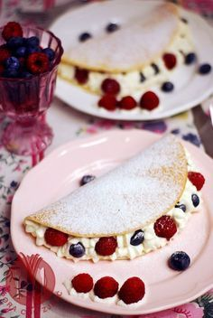 Pin by Iwona Stręk on Coś do jedzenia :) My Favorite Food, Favorite Recipes, Cookies And Cream Cake, Good Food, Yummy Food, Polish Recipes, Dessert Drinks, Healthy Sweets, Desert Recipes