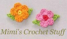 little flowers #crochet