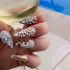 31.6k Followers, 157 Following, 922 Posts - See Instagram photos and videos from ✨LUXURY NAIL LOUNGE✨ (@glamour_chic_beauty)
