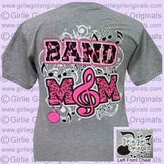 Band Mom (Short Sleeve) - Click Image to Close