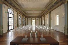 Meeting salone delle feste I Portici Hotel Bologna