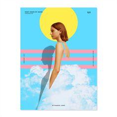 다음 @Behance 프로젝트 확인: \u201cA poster every day Vol.3\u201d https://www.behance.net/gallery/51477901/A-poster-every-day-Vol3