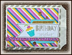 Just Crazy Blessed : 'Confetti Wishes' Display Board Kit!