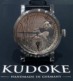 #kudoke #kudokepanda #panda #uhr #uhren #watch #watches #horology #hautehorology #hautehorlogerıe #watchpic #watchpics #handmadewatch #timepiece #timepieces #handmade #madeingermany #hamburg #bergedorf #jeankoch