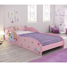 Para deixar o quarto da sua filha como o de uma verdadeira princesa.