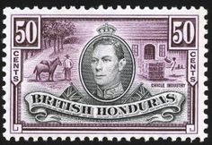 KING GEORGE VI POSTAGE STAMPS A great source of large scale cans of British stamps
