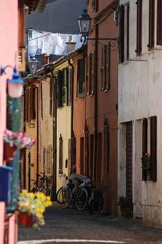 Fano Altstadt