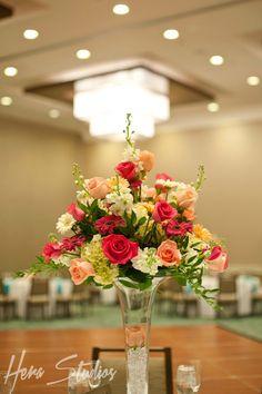 Stunning assortment of roses!