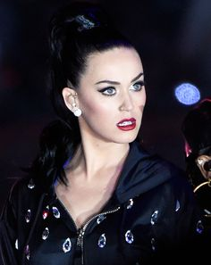 Here's How to Recreate Katy Perry's Super Bowl Beauty Look  #InStyle