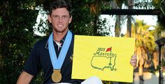 At the end of February, Texas Tech senior Matias Dominguez and his teammates had the opportunity of a lifetime: they visited Augusta National Golf Club, courtesy of a member, and played the course. Dominguez played 45 holes over two days. Liberty Mutual, Augusta National Golf Club, Texas Tech, School Spirit, Masters