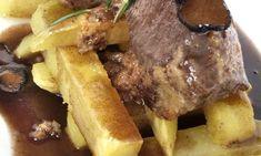 Receta de Lomo de corzo asado a la mostaza