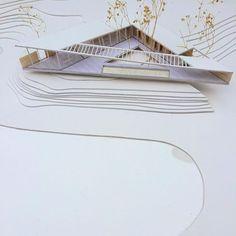 la maison de l'étang #maquette #maquetta #maison #model #modelo #arkitektur #arquitetura #architecture #arquitectura #architecturedesign #architettura