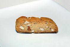 Lemon Amlmond Biscotti - a tasty gluten-free snack http://www.elanaspantry.com/lemon-almond-biscotti/