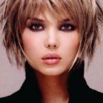 bayan kısa saç modeller