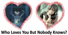 Who Loves You But Nobody Knows?