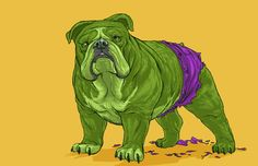 Dogs of the Marvel Universe 9