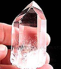 Los cristales de cuarzo y su poder