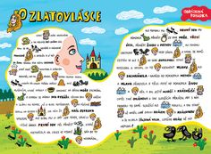 SYLVA FRANCOVÁ: Kreslené pohádky Google Images, Montessori, Image Search, Fairy Tales, 4 Years, Coding, Classroom, Teacher, Education