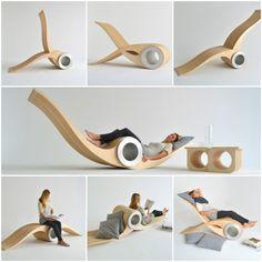 Designer Stuhl Vom Designer Stéphane Leathead
