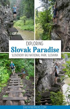 Slovak Paradise is a