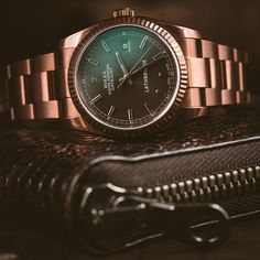 New Watch Release: Titan Black x Lathbridge Limited Edition Rolexes