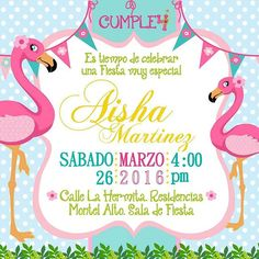 Invitación #flamingoparty #diseñocreativo #paraeventos  #diyparty #invitations #invitaciones  #diseñovenezolano #flamingo #diyflamingo #flamingos  #pink #gold #flamingobirthday #party #flamingoinvitations #poolparty #FlamingoWallpaper #Flamingopartysupplies #Flamingo #Cupcake #Toppers #Summer  #Favor #boxes