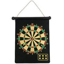 Buy Magnetic Dart Board in Singapore,Singapore. Magnetic Roll-up Dart Board and Bullseye Game with Darts A real breakthrough. These darts have no point, yet stick to the board as if they did. Not the old-fash Chat to Buy Dart Board Set, Dart Board Games, Magnetic Dart Board, Dart Board Cabinet, Darts And Dartboards, Diana, Darts Game, Man Cave, Play Therapy Techniques