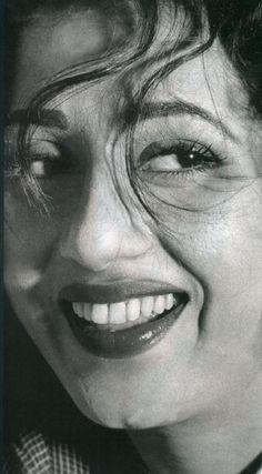 madhubala's signature smile