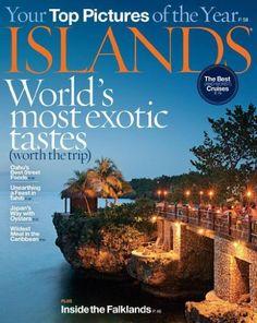 $12.00 Islands (1-year auto-renewal) Magazine Subscription Bonnier Corporation, http://www.amazon.com/dp/B002CT5174/ref=cm_sw_r_pi_dp_v2Muqb0ZW35YE