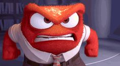 disney angry mad pixar disney pixar frustrated anger disney gif pixar gif disneypixar inside out furious inside out gif #lol #funny #rofl #memes #lmao #hilarious #cute