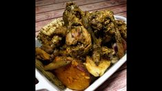 Pachamanca a la Olla Peruvian Recipes, Chicken Wings, Beef, Make It Yourself, Food, Projects, Pork Belly, Dressings, Chili Pepper Paste