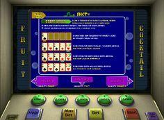 Игровые автоматы играть бесплатно garage fruit cocteil казино, азартные игры, игровые автоматы