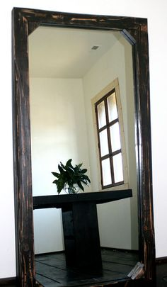 3 x 6 mirror large leaning mirror