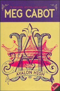 Avalon High by Meg Cabot.  Loved this book.  I wish the other two in the series were actual books and not just mangas.